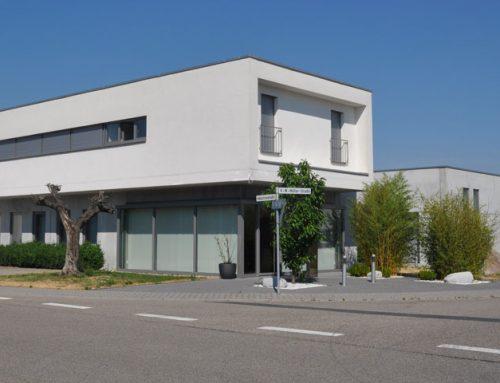 Bürogebäude, Kirrlach