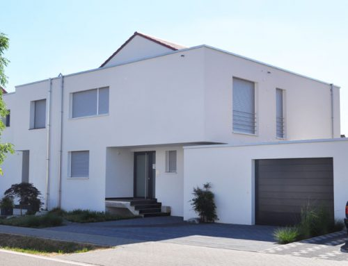 Doppelhaushälfte, Kirrlach