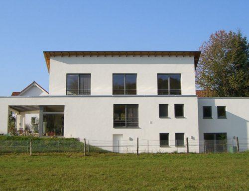 Einfamilienhaus, Dielheim