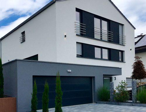 Einfamilienhaus, Jöhlingen