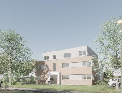 Mehrfamilienhaus, Waldbronn