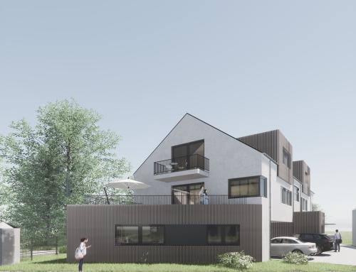 Mehrfamilienhaus, Zeutern